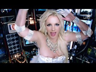 Britney Spears- Hold it against me